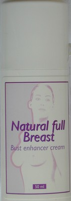 Natural Full Breasts Creme.