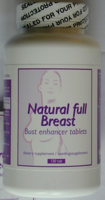 Natural Full Breasts Tablets.