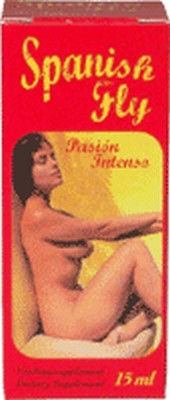 Spanish Fly - Pasion Intenso